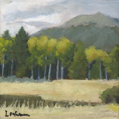 Fall Afternoon, Hope Valley II by Terry Lockman